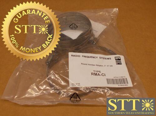 "Rma-ci Rfs Round Member Adaptor 3""-4"" Od 514542-003 (kit Of 10) New"