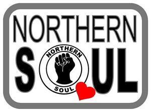 Northern-Soul-Stile-Retro-Segnale-Metallico-Cucina-Cartello-Vintage-Asta-Insegna