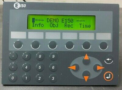 Beijer E150-et Rare Hmi With Ethernet