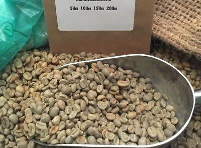 14# ETHIOPIA YIRGACHEFFE UNROASTED, GREEN COFFEE. CURRENT CROP. NATURAL PROCESS