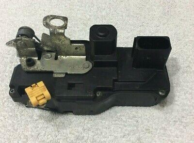08 to 14 Cadillac CTS LEFT FRONT Driver Door Lock Actuator - LIFETIME WARRANTY