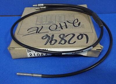 Banner Engineering Fiber Optic Sensor Ba1.53pmeta Nib
