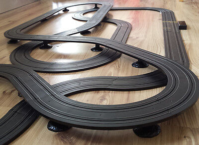 My First / Micro Scalextric Track Layout (Set Bundle Lot) FITS UNDER A BED #UA