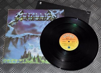 Metallica 'Creeping Death / Jump In The Fire' Combo 12