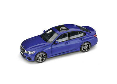 BMW G20 3series 1:18  Model Miniature Diecast portimao Blue 80432450999 3 Series Diecast Model