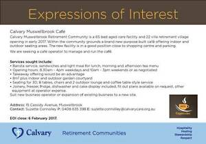 Cafe Operator Required Muswellbrook Muswellbrook Area Preview