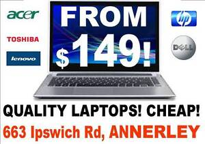 High QUALITY ExGovenment Laptops from $149! HP ProBooks from $199 Annerley Brisbane South West Preview