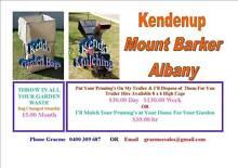 Kendo Garden Bags / Kendo Mulching Kendenup Plantagenet Area Preview