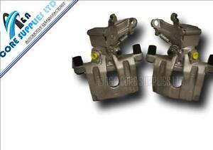 vauxhall vectra c right hand rear caliper solid discs