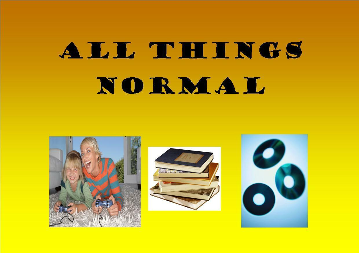 THINGS ALL NORMAL