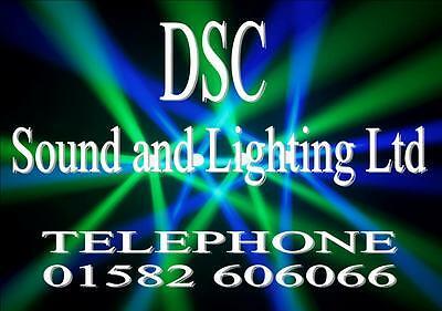 Dsc sound and lighting