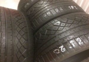 Continental All Season Tires 265/35/20