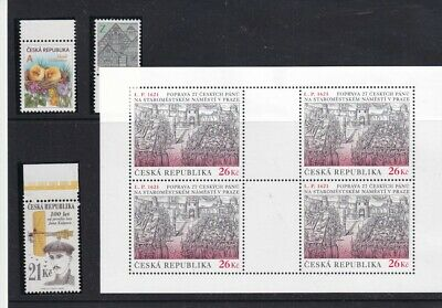 Czechoslovakia Stamp  MNH STAMPS, S/S, BLKS COLLECTION LOT #1