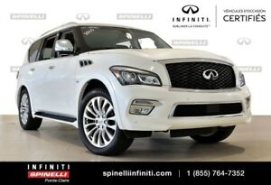 2015 Infiniti QX80 TECH TECHNOLOGY