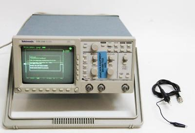 Tektronix Tds-310 Two Channel Digitizing Oscilloscope 50mhz 200mss 6429 C