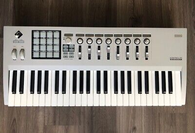 Korg Kontrol 49 USB MIDI Controller Keyboard (Used - w/power adapter & manual)
