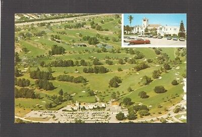 POSTCARD:  FORT LAUDERDALE COUNTRY CLUB - PLANTATION, FL - GOLF COURSE - Unused Plantation Golf Country Club