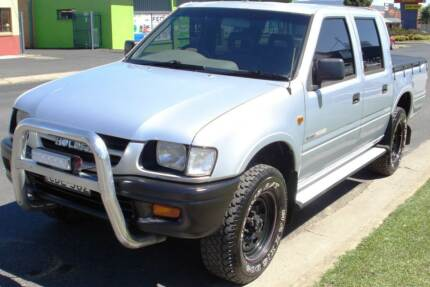 1999 Holden Rodeo Ute Armidale Armidale City Preview