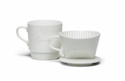 Carhartt WIP X' Kalita Wave Dripper Set 185, Ceramic, Cream