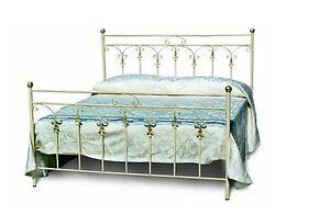 Letto matrimoniale in ferro battuto in vari colori per - Colori camera da letto matrimoniale ...