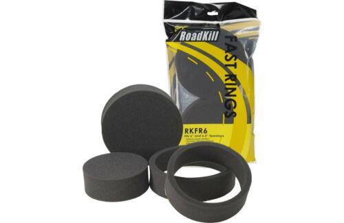 """Stinger Roadkill RKFR6 6"""" & 6.5"""" FAST Foam Rings Car Speaker Enhancer System Kit"""