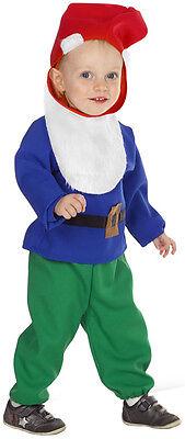 Mini-Zwerg Kleinkinderkostüm NEU - Jungen Karneval Fasching Verkleidung Kostüm
