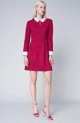 NWT Ted Baker London Shealah A-Line Dress Size 3 $295.00