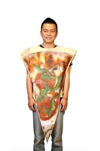 ON SALE - Pizza Slice One Size Fits all Adults Costume Silverwater Auburn Area Preview