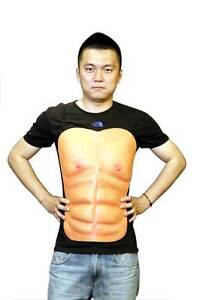 ON SALE - Muscle Man One Size Fits all Adults Costume Silverwater Auburn Area Preview