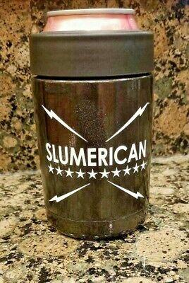 Slumerican Busch Light Beer Sticker Cooler Bud Budweiser Yelawolf brew koozie](Busch Light Stickers)