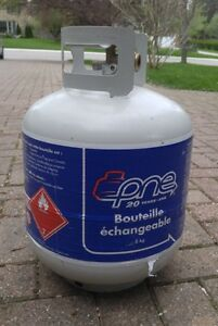 Nice full new BBQ Propane Tank $45 or $55 delivered