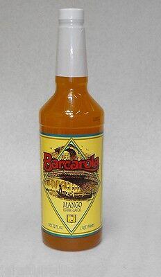 Gourmet Mango Syrup 32oz. Barcarola Drink And Italian Soda Flavor