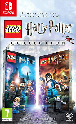 LEGO Harry Potter Collection (Switch)  BRAND NEW AND SEALED - QUICK DISPATCH