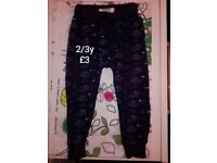 boys trousers 2/3 years