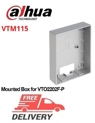 Dahua Technology VTM115 Surface Mount Box for DHI-VTO2202F-P IP  intercom villa