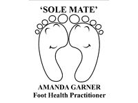 FOOT CARE - in your own home (nail clipping, corn and hard skin removal etc)