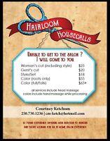 House Call Hair Services