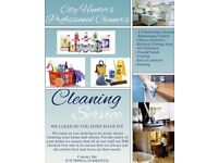 City Hunters Professional Cleaners