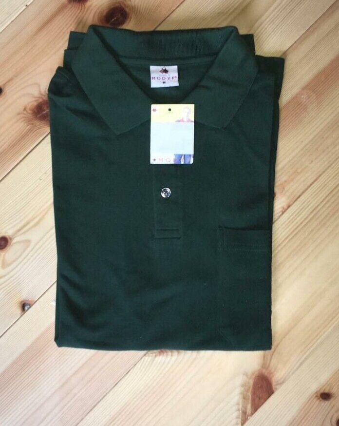 WÜRTH Poloshirt GRÜN Modyf Basic Workwear Polo Arbeitskleidung Gewerbe Business