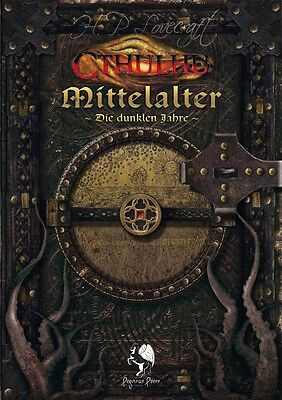 Cthulhu-Mittelalter-Die dunklen Jahre-Abenteuer-RPG-Rollenspiel-Pegasus-neu-Top