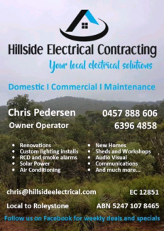 Hillside Electrical Contracting