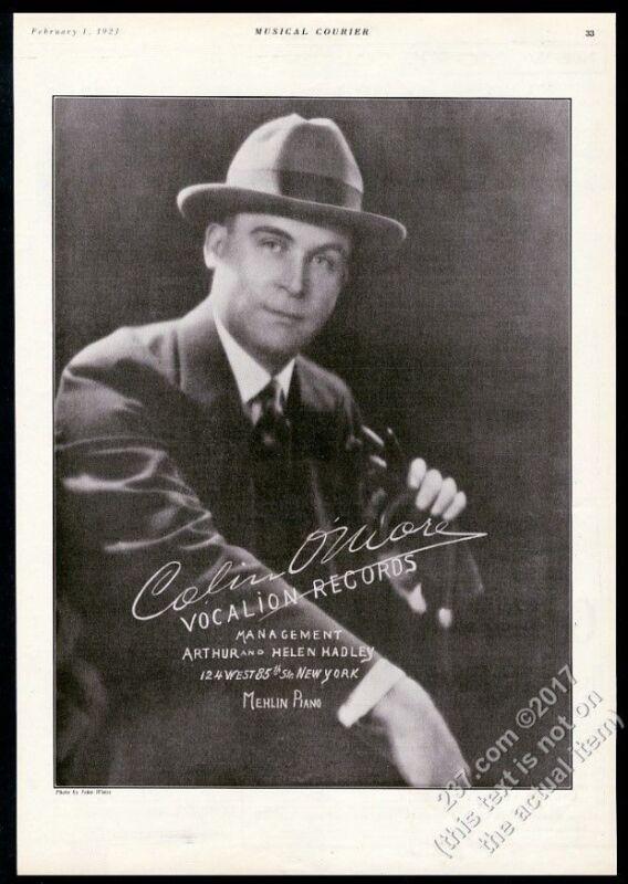1923 Colin O