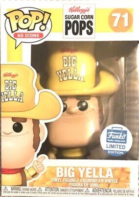 Funko POP! Ad Icons Big Yella #71 Funko Shop LE