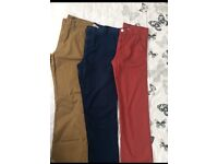 Boys age 12-13 trousers