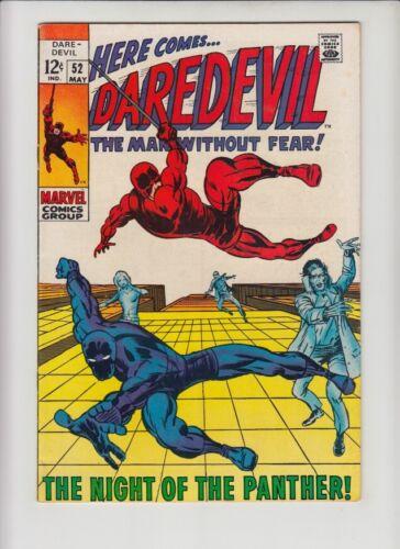 DAREDEVIL #52 VF-