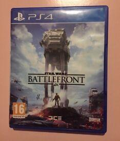 Star Wars Battlefront Game PS4 PlayStation 4