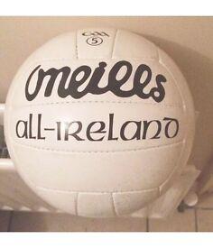 Oneills Gaelic Football's (SIZE 4 & 5 available)