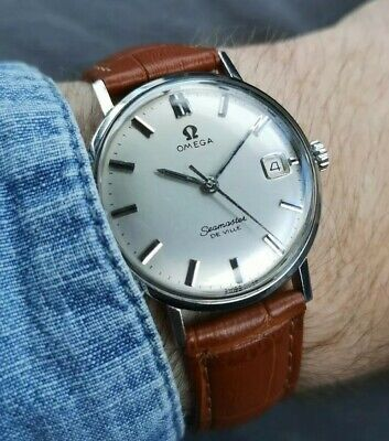 Stunning Omega Seamaster De Ville ref 166.020 in Beautiful Condition