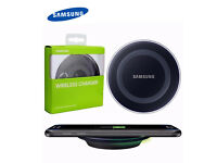 Samsung Galaxy S7, S7 Edge, S6, S6 Edge Qi Wireless Charger Charging Pad Plate ✔
