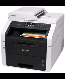 Brother MFC-9330CDW Colour  Black & White Laser Printer Scan Copy Wauchope Port Macquarie City Preview